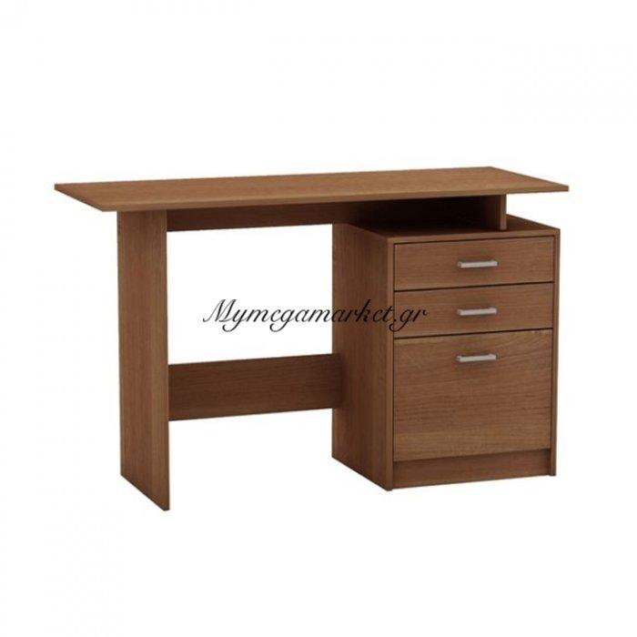 Decon Γραφείο 120X48Cm Κερασί | Mymegamarket.gr