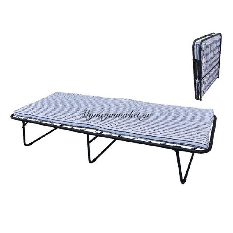 Fusion Κρεβάτι Σπαστό 79X192X38Cm/στρώμα 4.8Cm Στην κατηγορία Κρεβάτια ξύλινα - Μεταλλικά | Mymegamarket.gr