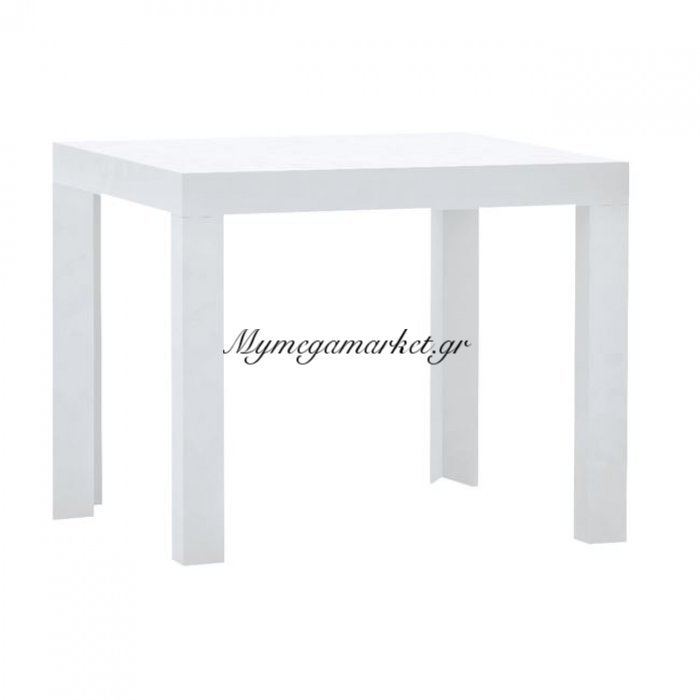 Decon Τραπεζάκι 55X55Cm Άσπρο   Mymegamarket.gr