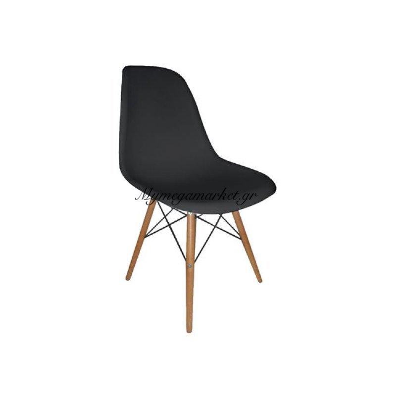 Art Wood Καρέκλα Pp Μαύρο Στην κατηγορία Καρέκλες εσωτερικού χώρου | Mymegamarket.gr