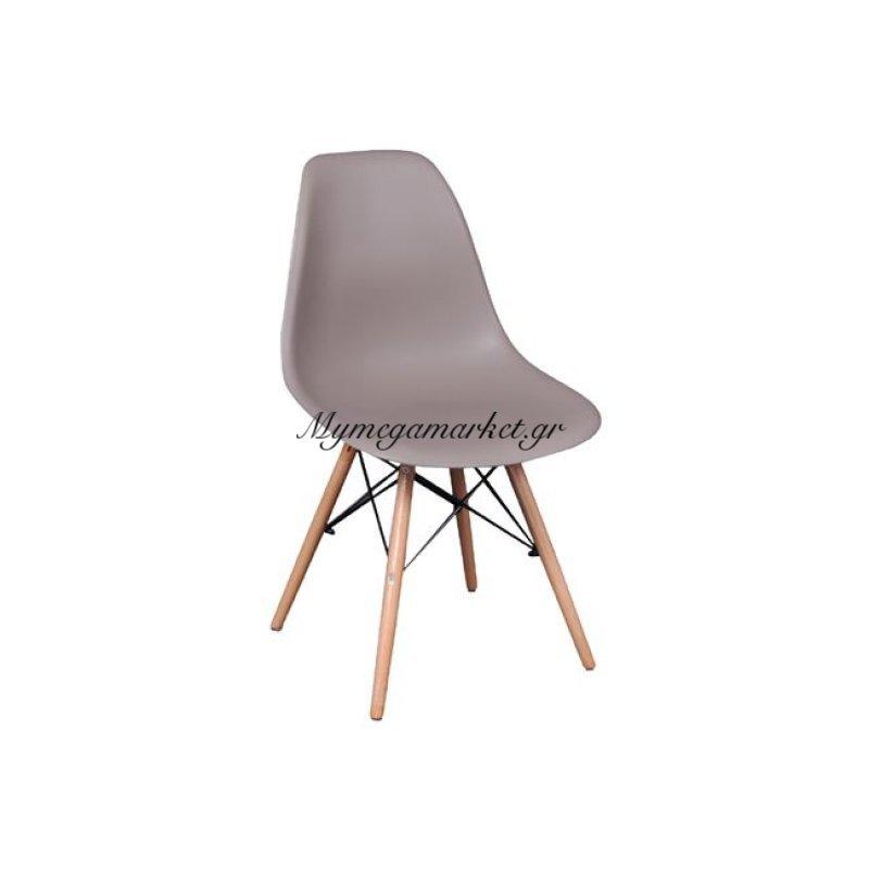 Art Wood Καρέκλα Pp Sand Beige Στην κατηγορία Καρέκλες εσωτερικού χώρου | Mymegamarket.gr