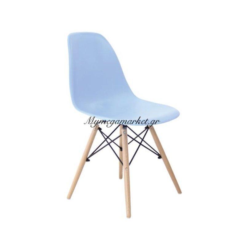Art Wood Καρέκλα Pp Σιέλ Στην κατηγορία Καρέκλες εσωτερικού χώρου | Mymegamarket.gr