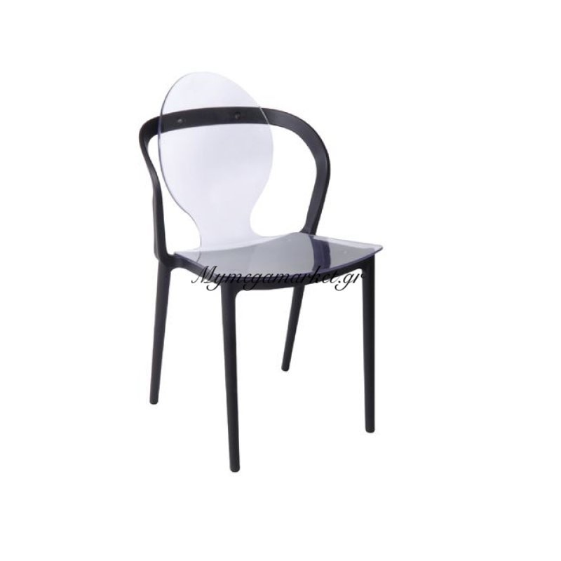 Focus Καρέκλα Pc Clear/pp Μαύρο Στην κατηγορία Καρέκλες εσωτερικού χώρου | Mymegamarket.gr