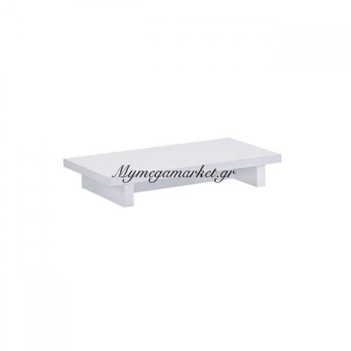 Module Βάση Στήριξης 80X30Cm Άσπρη | Mymegamarket.gr