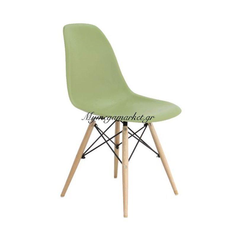 Art Wood Καρέκλα Pp Πράσινο Στην κατηγορία Καρέκλες εσωτερικού χώρου | Mymegamarket.gr