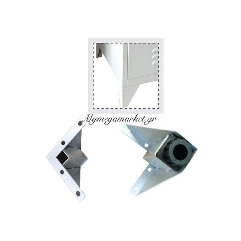 Ποδαράκια-Ρεγουλατόροι Γκρι Set-4 (Για Ε600*)