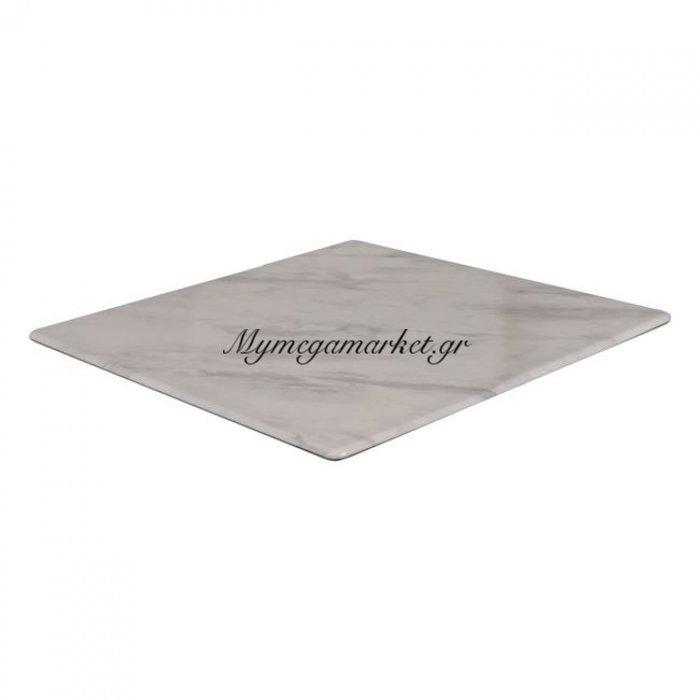 Καπακι Smart 70X70Cm/14Mm Marble (Εσωτ.χώρου) | Mymegamarket.gr