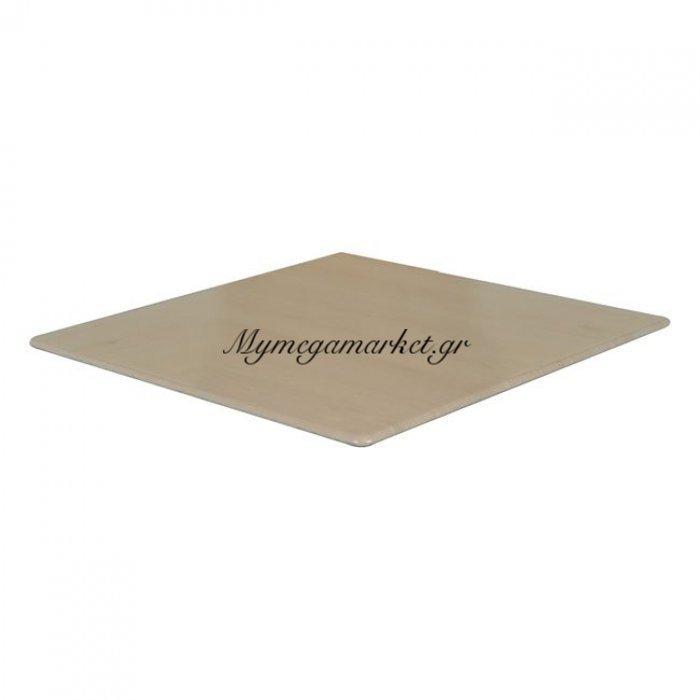 Καπακι Smart 70X70Cm/14Mm Beech (Εσωτ.χώρου) | Mymegamarket.gr