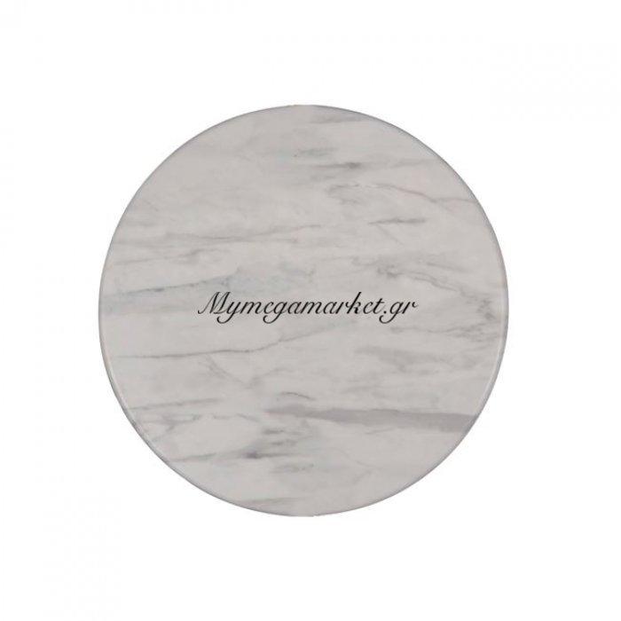 Καπακι Smart Φ60Cm/14Mm Marble (Εσωτ.χώρου) | Mymegamarket.gr