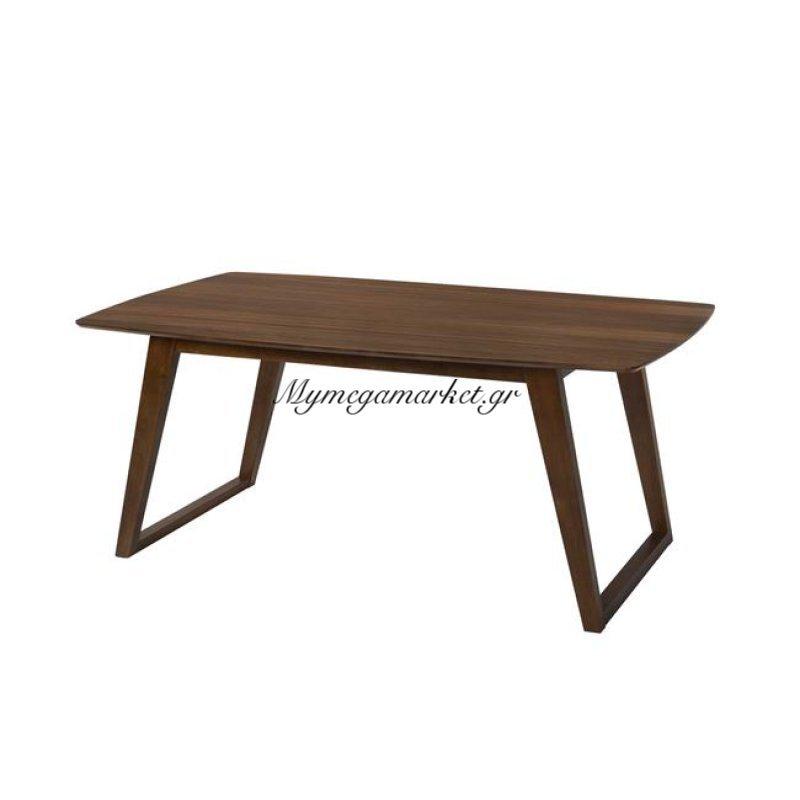 Kevin Τραπέζι 180X90Cm Καρυδί Στην κατηγορία Τραπέζια - Τραπεζαρίες | Mymegamarket.gr