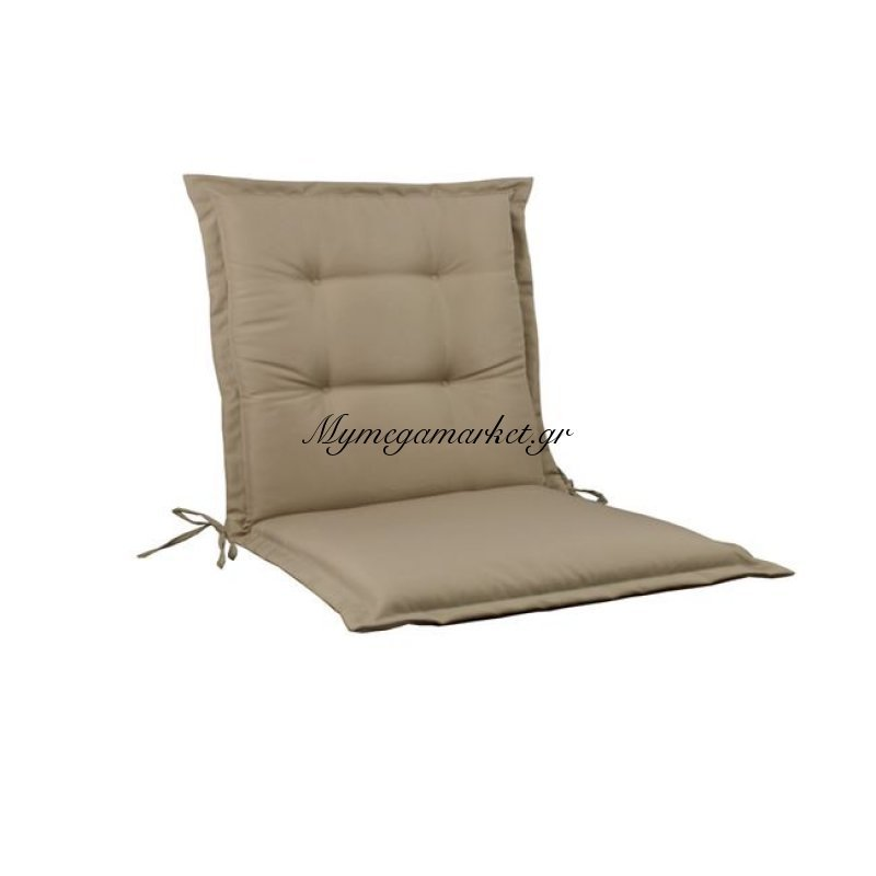Flap Μαξιλάρι Χαμηλό Cappuccino 100(45+55)X45/5 Cm Στην κατηγορία Μαξιλάρια καρέκλας - Μαξιλάρια με πλάτη | Mymegamarket.gr
