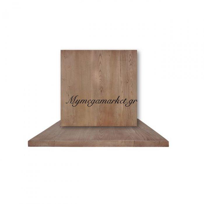 Resin Καπακι 56X56Cm Φυσικό (Εξωτ.χώρου) | Mymegamarket.gr