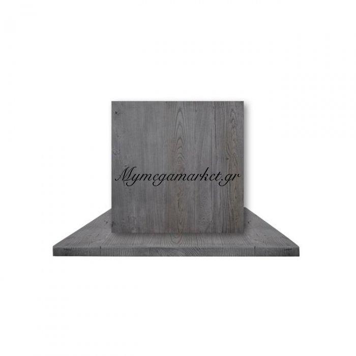 Resin Καπακι 56X56Cm Cement (Εσωτ.χώρου) | Mymegamarket.gr