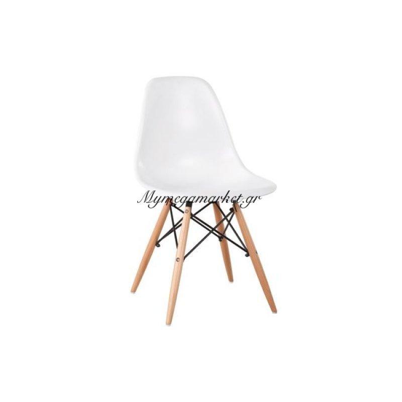 Art Wood Καρέκλα Pp Λευκό Στην κατηγορία Καρέκλες εσωτερικού χώρου | Mymegamarket.gr