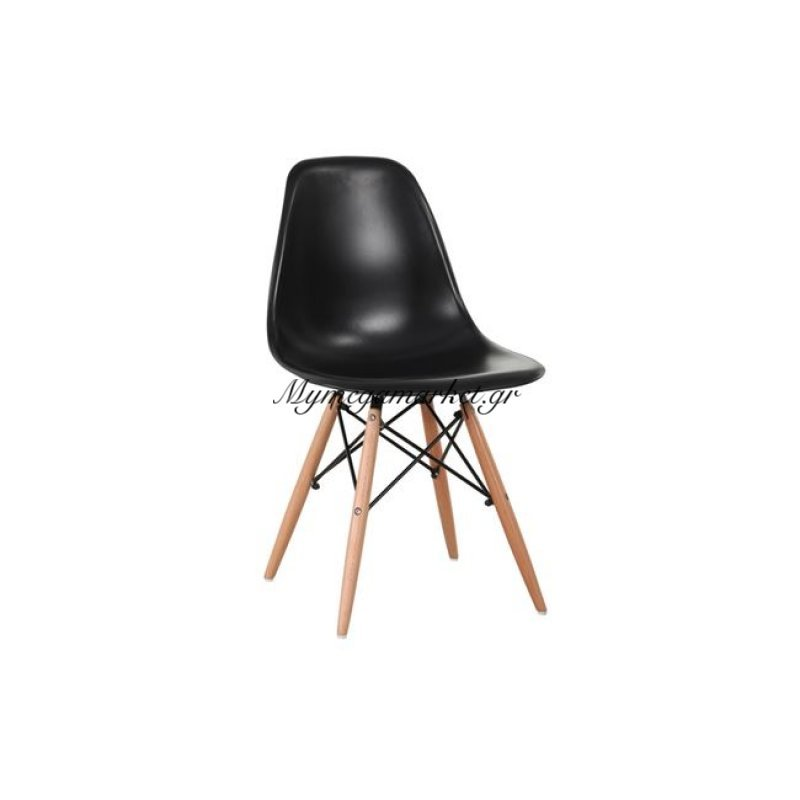 Art Wood Καρέκλα Pp Μαύρο Στην κατηγορία Καρέκλες εσωτερικού χώρου   Mymegamarket.gr