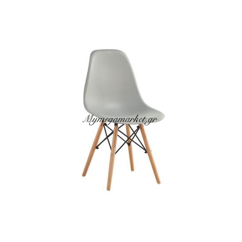 Art Wood Καρέκλα Pp Γκρι Στην κατηγορία Καρέκλες εσωτερικού χώρου | Mymegamarket.gr