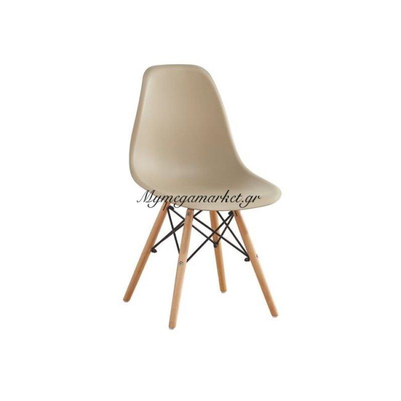 Art Wood Καρέκλα Pp Tortora Στην κατηγορία Καρέκλες εσωτερικού χώρου | Mymegamarket.gr