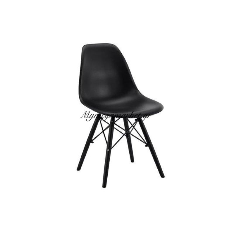 Art Καρέκλα Pp Μαύρο (Πόδι Pp Μαύρο) Στην κατηγορία Καρέκλες εσωτερικού χώρου | Mymegamarket.gr