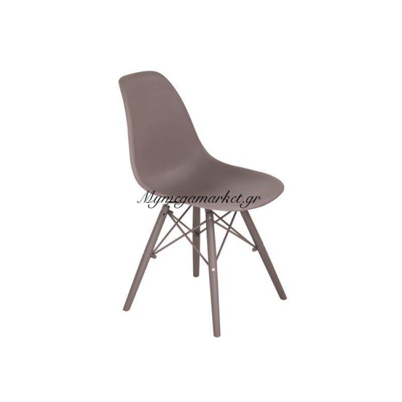 Art Καρέκλα Pp Sand Beige (Πόδι Pp Sand Beige) Στην κατηγορία Καρέκλες εσωτερικού χώρου | Mymegamarket.gr