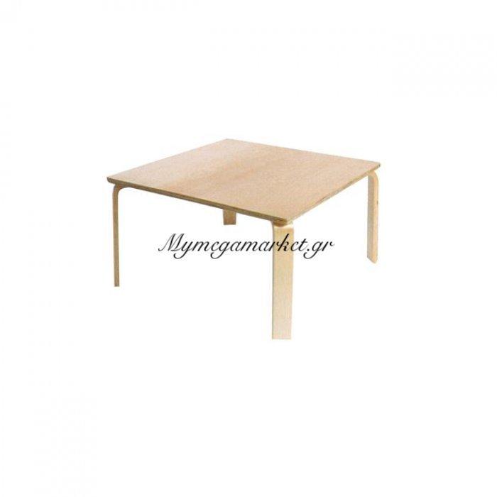 Kid-Fun Παιδικό Τραπέζι 78X52X45Cm Σημύδα | Mymegamarket.gr