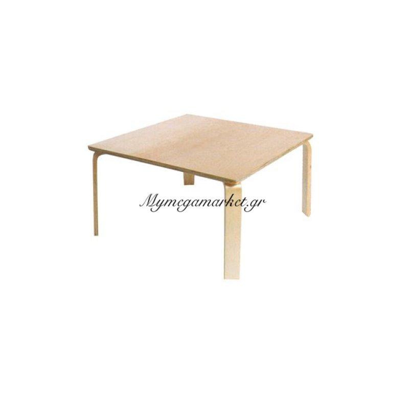Kid-Fun Παιδικό Τραπέζι 78X52X45Cm Σημύδα Στην κατηγορία Παιδικά έπιπλα | Mymegamarket.gr