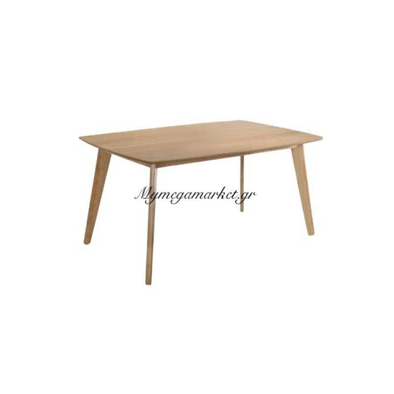 Calvin Τραπέζι 150X90Cm Φυσικό Στην κατηγορία Τραπέζια - Τραπεζαρίες | Mymegamarket.gr