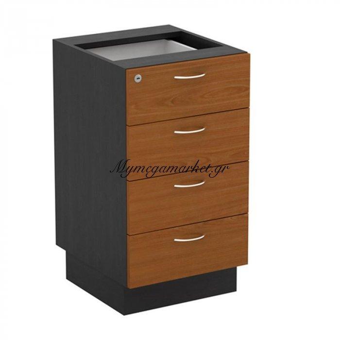 Συρταριέρα Επέκτασης Executive 999 Dg/cherry / New | Mymegamarket.gr