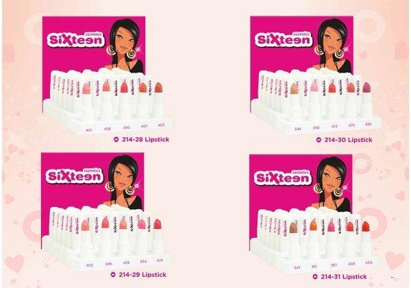 Κραγιόν Sixteen Cosmetics