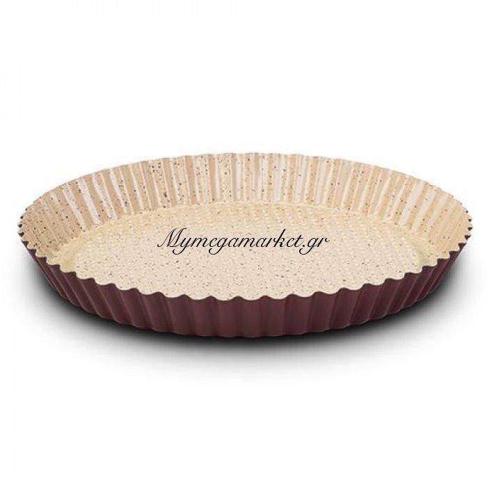 Κεραμική αντικολλητική ατσάλινη φόρμα για τάρτες - Nava | Mymegamarket.gr