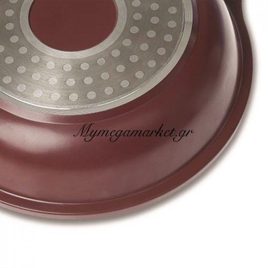 Γουόκ αντικολλητικό με αποσπώμενο χερούλι - No 28 - Nava Στην κατηγορία Τηγάνια - Σουρωτήρια | Mymegamarket.gr