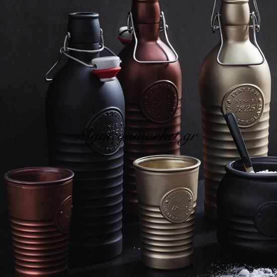 Βάζο γυάλινο Vintage χαλκός 75 cl - Bormioli Στην κατηγορία Ποτήρια | Mymegamarket.gr