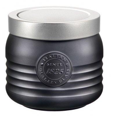 Βάζο γυάλινο Vintage ανθρακί 75 cl - Bormioli