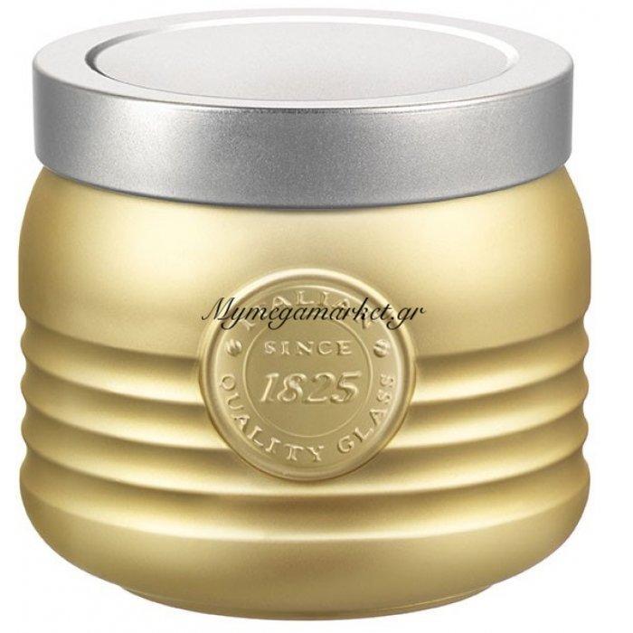 Βάζο γυάλινο Vintage χρυσό 75 cl - Bormioli   Mymegamarket.gr