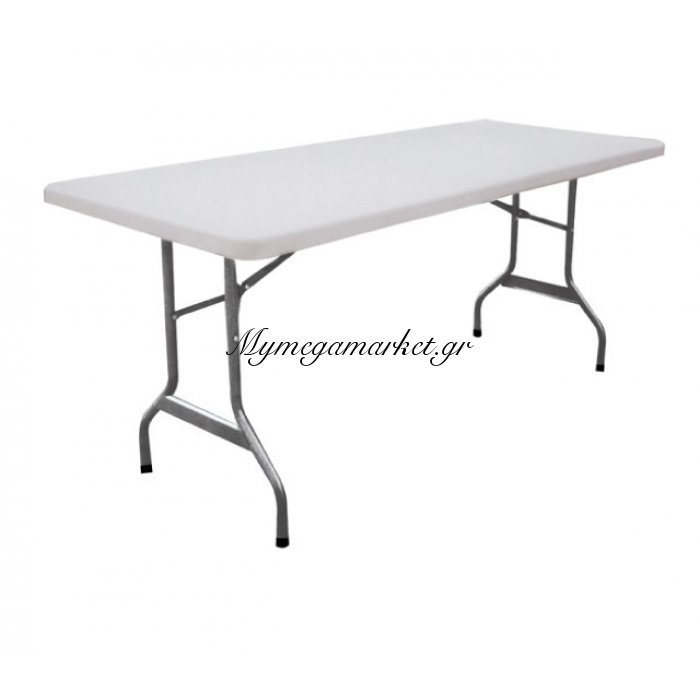 Catering 152Χ76Χ74Εκ.Hdpe Τραπέζι | Mymegamarket.gr