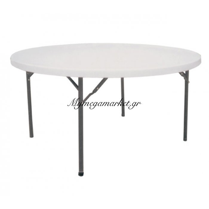 Catering Φ120Χ74Εκ. Hdpe Τραπέζι | Mymegamarket.gr