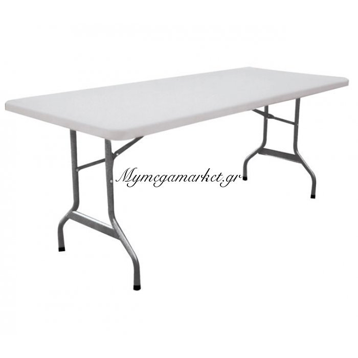 Catering 183Χ76Χ74Εκ.Hdpe Τραπέζι | Mymegamarket.gr